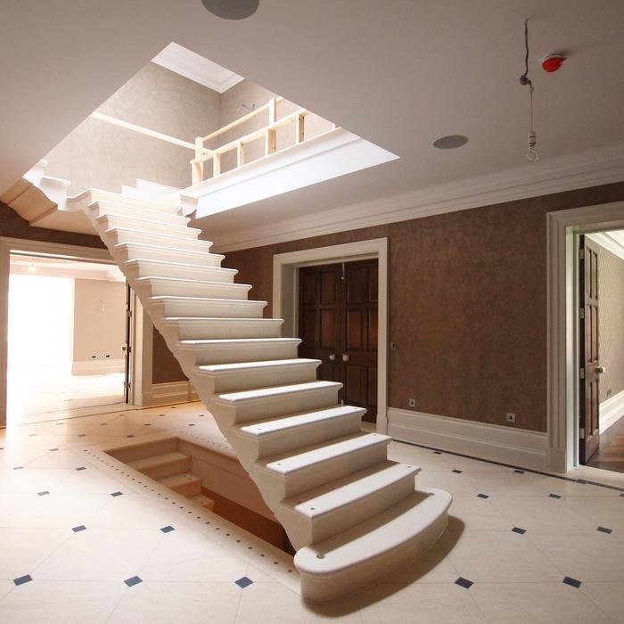Habitat et cr ation pierre d 39 horizon vous accompagne for Construire un escalier en pierre