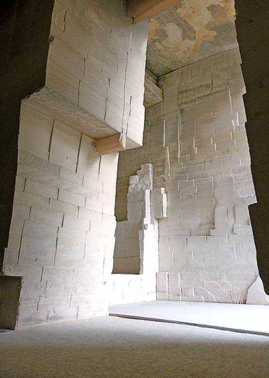 Lithoth que pierre d 39 horizon nous travaillons diff rentes for Escalier pierre reconstituee